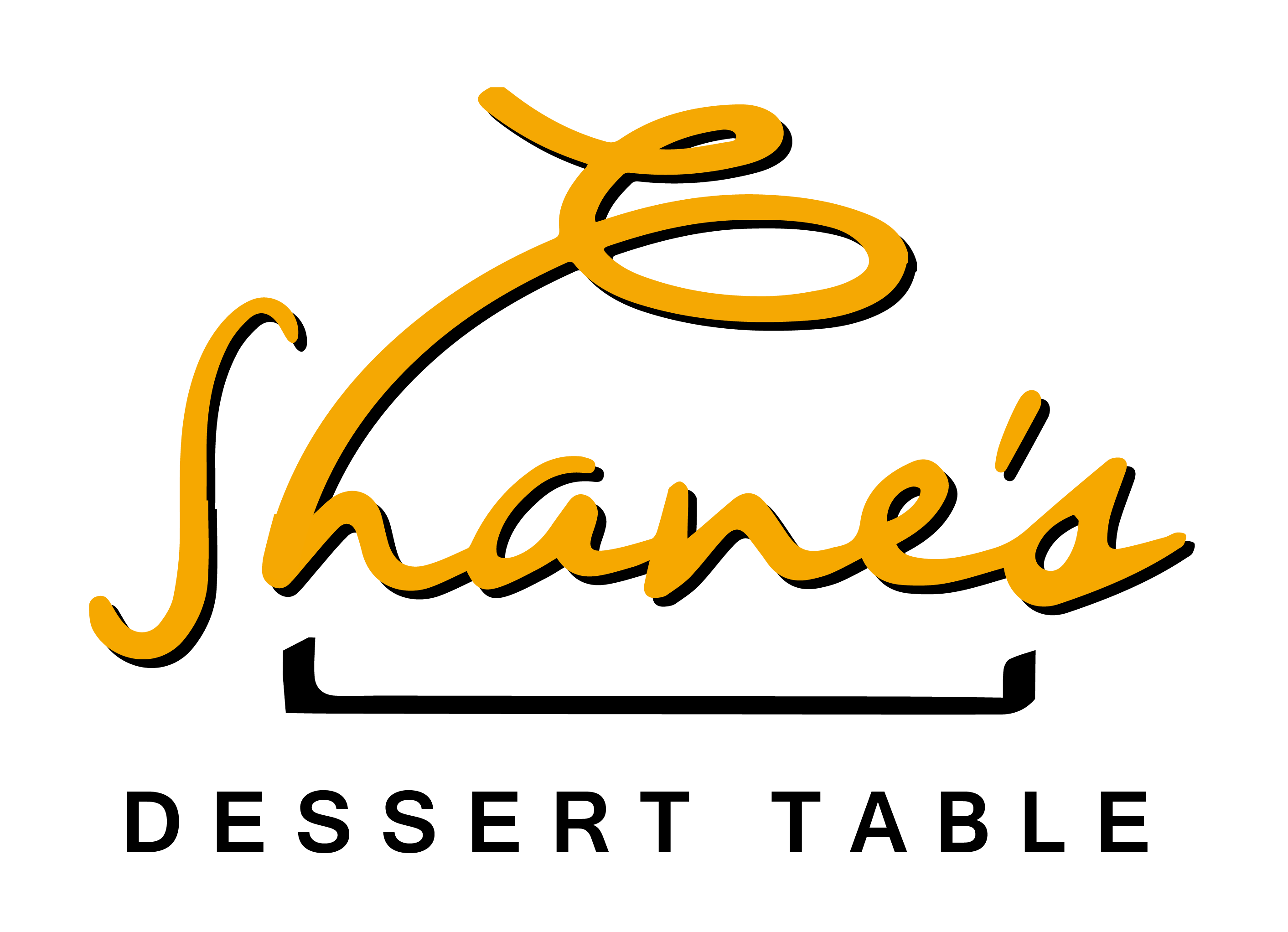 Shane's Dessert Table